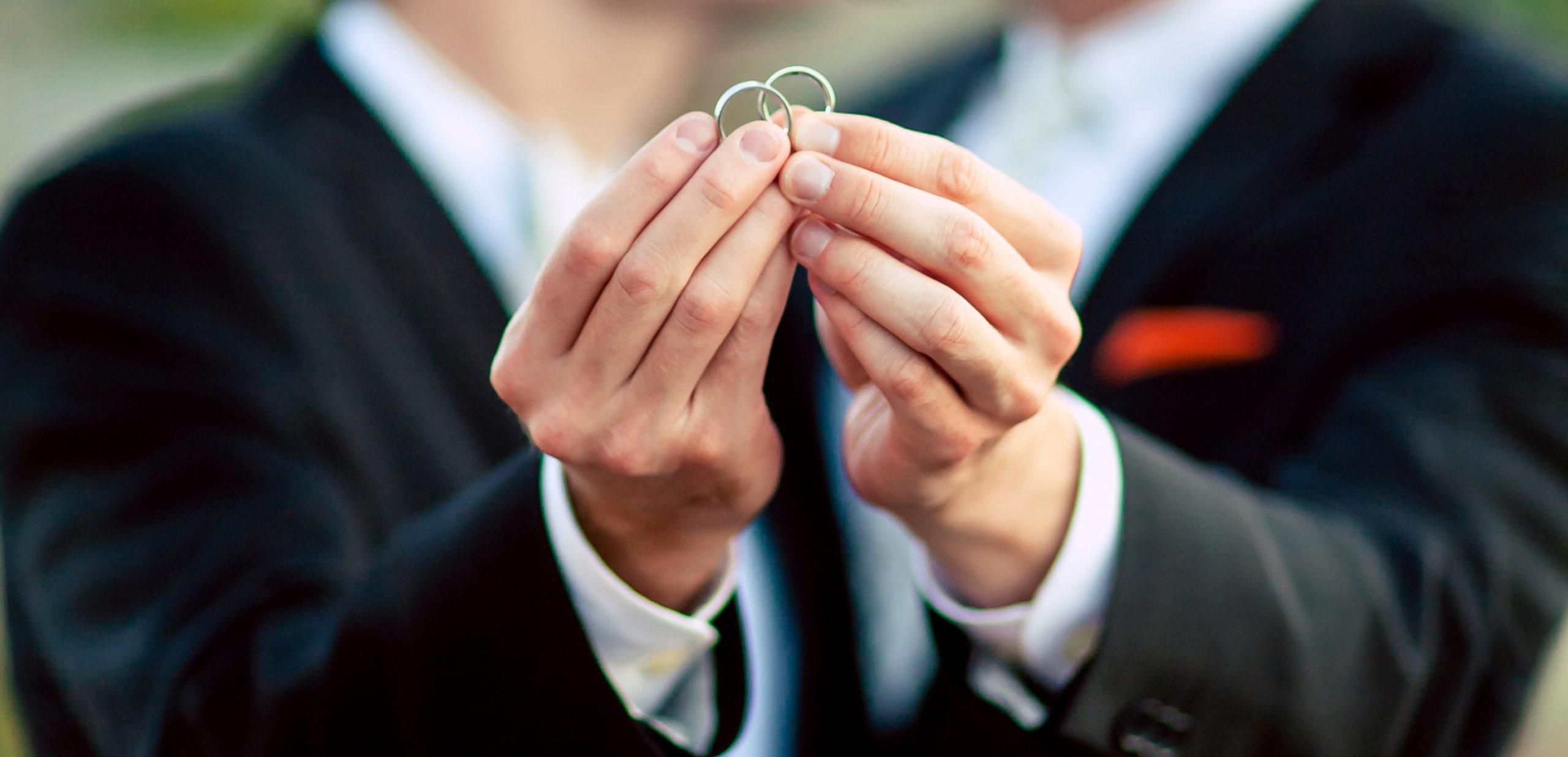 matrimonio gay legale
